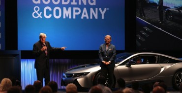 Final Price: $825,000 for 2014 BMW i8 Concours d'Elegance Edition