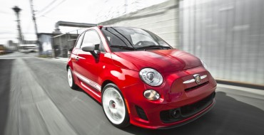 2014 Abarth Track Experience Adds Three Locations