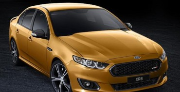 2014 Ford Falcon XR8: Saving the Best for Last