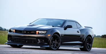 2014 Hennessey Camaro Z/28 Takes to the Track
