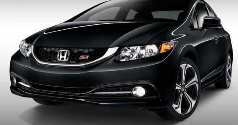 Win the 2014 Honda Civic Si Sedan in the Hot Wheels Honda Kroger Sweepstakes
