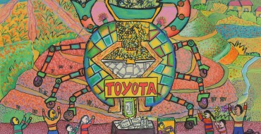 Toyota Dream Car Art Contest Wraps Up in Tokyo
