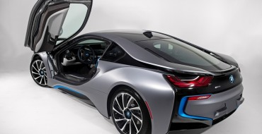 One-of-a-Kind 2014 BMW i8 Concours d'Elegance Edition for Auction