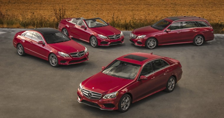 Mercedes-Benz Worldwide Sales Pass the One Million Vehicle Mark in 2015