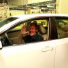 Toyota Employee Wins Toyota Camry Hybrid, Georgetown KY's 10 Millionth Vehicle