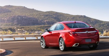 A German-Built Buick Regal Is Likely by 2017