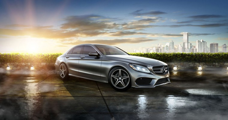 Mercedes-Benz C-Class Wins 2015 World Car of the Year
