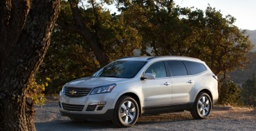 Updates for the 2015 Chevy Traverse Announced