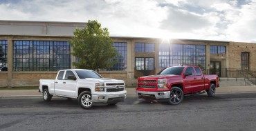 2015 Chevy Silverado Rally Editions Are War Paint for Your Pickup
