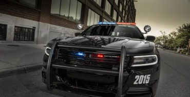 Chrysler Group Releases 2015 Dodge Charger Pursuit Police Vehicle