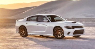 Dodge Charger and Jeep Wrangler Both Earn 2018 ALG Residual Value Awards