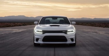 [PHOTOS] 2015 Dodge Charger SRT Hellcat Unveiled Today, Kicks Butt