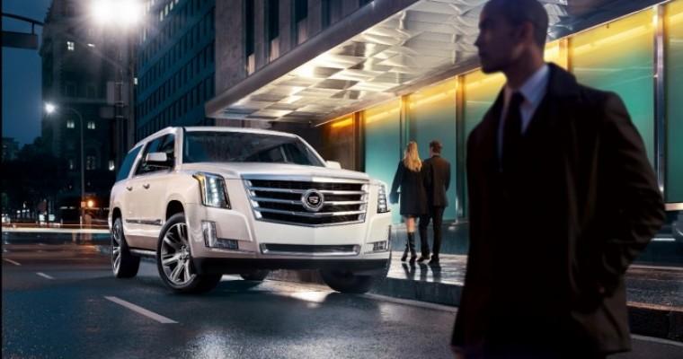 Justin Bieber's 2015 Cadillac Escalade ESV