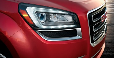 Check Out the Updates for the 2015 GMC Acadia
