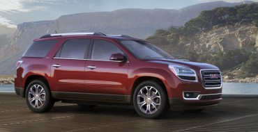 Acadia has Monster Month as GMC Sales Rise in May