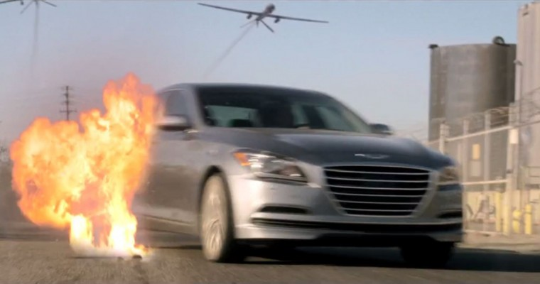 [VIDEO] 2015 Hyundai Genesis Short Film Evades Originality