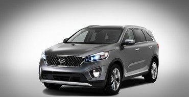 2015 Kia Sorento Photos Released