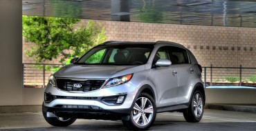[PHOTOS] Introducing the 2015 Kia Sportage