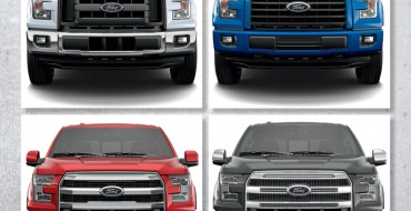 Take a Gander at the 2015 F-150 Appearance Guide