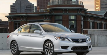 The Rivalry Continues: Accord Outselling Camry
