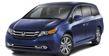 2015 Honda Odyssey Pricing Announced
