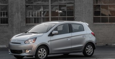 Mitsubishi Mirage Gains Recognition for Customer Loyalty