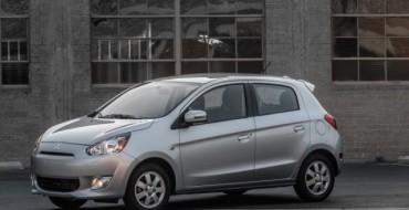 Mitsubishi Sales in July Jump 21.4 Percent
