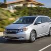 Minivans Driving Honda and Chrysler's Fall Sales