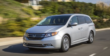 Honda Fit, CR-V and Odyssey Win 2015 ALG Residual Value Awards