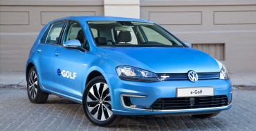 2015 Volkswagen Golf Named Green Car Reports' Best Car To Buy 2015