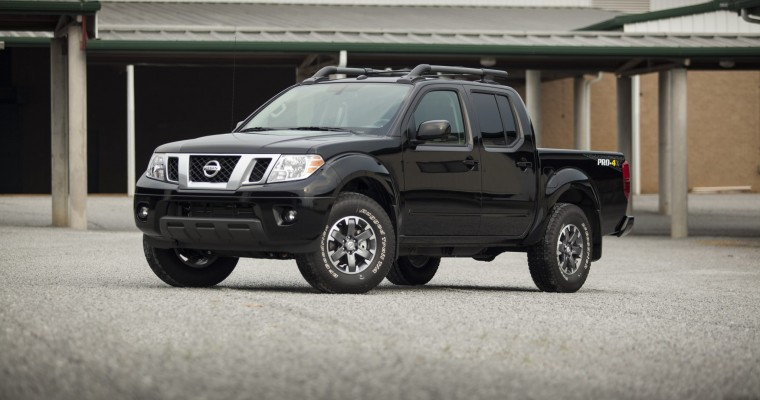 Pricing Announced for 2015 Nissan Frontier, Xterra