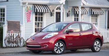 Report: 2018 Nissan LEAF Looks Sexier, Has 186-Mile Range