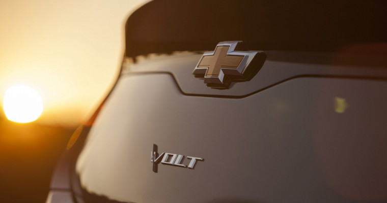 Out with the Old, In with the New: 2016 Chevy Volt Updates