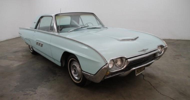 eBay Calling: Joe Strummer's 1963 Ford Thunderbird