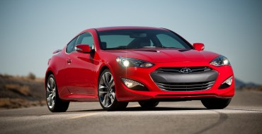 2015 Genesis Coupe Offers Even More to Performance Car Buyers
