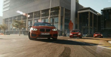 [VIDEO] BMW M235i Drift Mob Will Spin You Round
