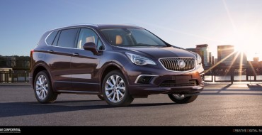 American Buick Envision Sales to Begin in 3Q 2015