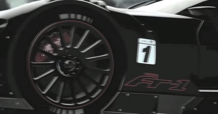 """Toyota FT-1 Vision GT Coming """"Soon"""" to Gran Turismo 6"""