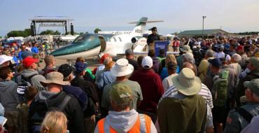 HondaJet Makes Public Debut at EAA AirVenture Oshkosh