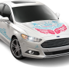 Enter the Ford Warriors in Pink Drive the Conversation 2014 Fusion Giveaway