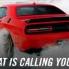 Dodge Releases Hellcat Engine Ringtone