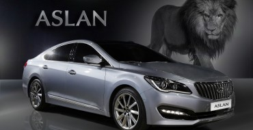 Hyundai Aslan Luxury Sedan to Run Wild in Korea