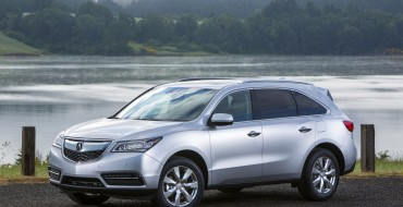 Monthly Acura Sales Dip, but MDX and RDX Thrive
