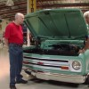 [VIDEO] Jay Leno Drives a 1967 Chevy C10 Restomod