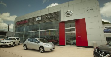 Nissan Expands EV Reach, Sells First LEAF in Puerto Rico