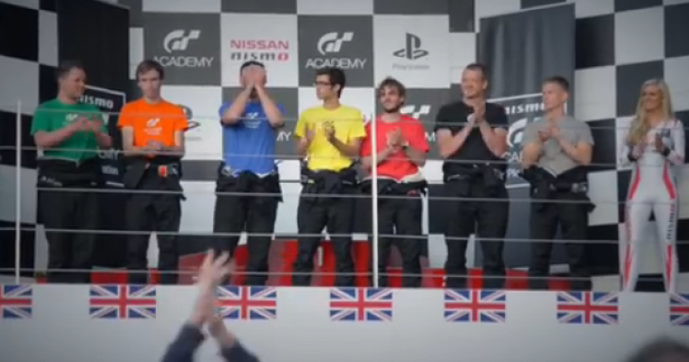 France's Gaëtan Paletou Crowned GT Academy 2014 European Race Camp Champion