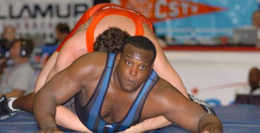 Olympic Wrestler Byers Charged With Hunting Deer at Lexus Dealer
