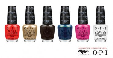Pedi to the Metal! Sweepstakes: Win Nail Polish (and a Mustang)!