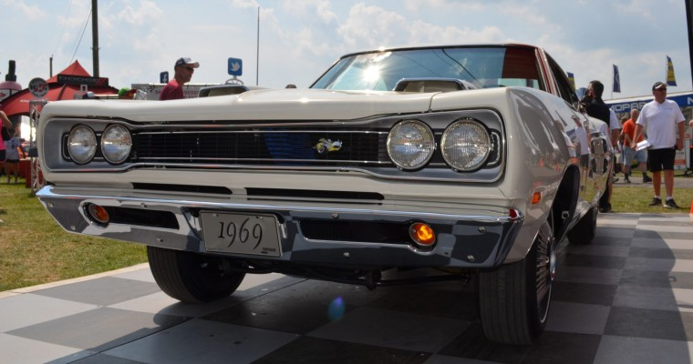 Check Out Two Mopar 'Top Eliminator HEMI Heritage' Winners at Woodward