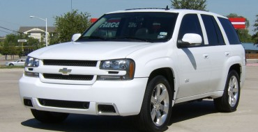 Is Chevrolet Reviving the TrailBlazer Name?